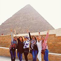 Семинар в Египте «Тайны Египетских Цариц»