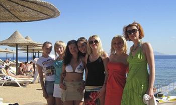 Женский семинар в Египте