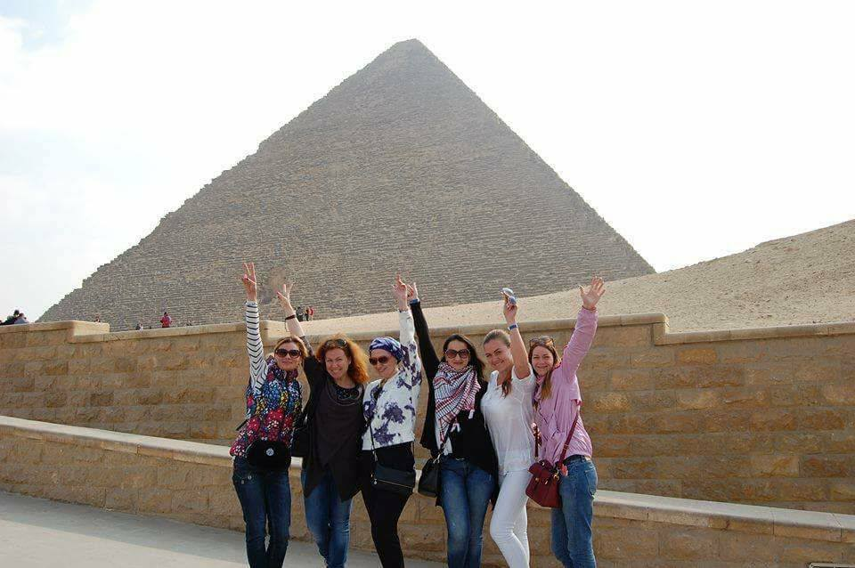 VI Выездной Семинар в Египте «Тайны Египетских Цариц»